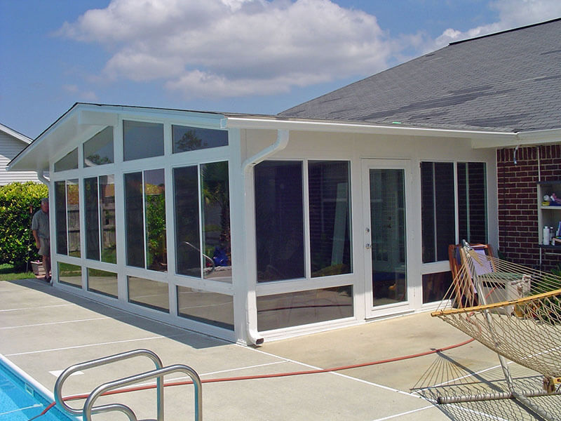 Slidell Patio Covers Inc Sunrooms